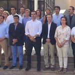 Nuestra repulsa al #AtentadoEstambul. En el minuto de silencio que ha tenido lugar en el Ayuntamiento de #Almería. https://t.co/srOpKgrjO8
