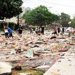 Fatal house explosion rocks #Mississauga https://t.co/ibtMsy3A8R https://t.co/XYfV4oZkJ3