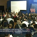.@VP Biden speaks at Cancer Moonshot Summit @HowardU – LIVE shortly on C-SPAN3 https://t.co/3HF0Pnwn8g #CanServe https://t.co/UwjVfDpufA