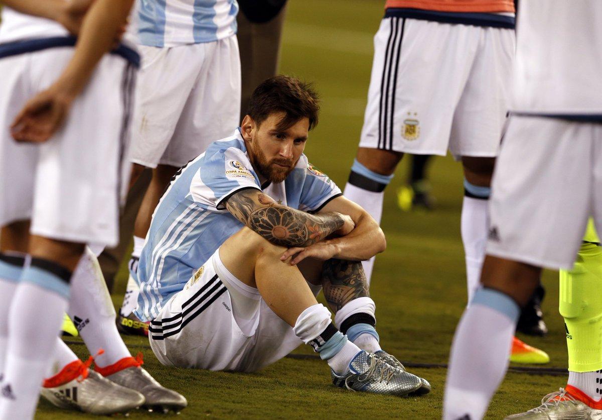 El pesar de Messi y el pesar de Simeone https://t.co/n1GTtOPkLY https://t.co/YcQHS317NZ