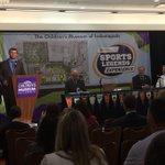 .@Colts QB calls @TCMIndy, @RileyChildrens Sports Legends Experience a sports utopia. @IIB https://t.co/HIekErOih6