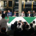 Porque pensamos en el futuro, los Diputados apoyamos la constitución de la sociedad del #FerrocarrilDeAntioquia https://t.co/FtgDbncjPn
