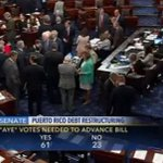A new era for Puerto Rico begins. US Senate invokes cloture on #Promesa 68-32 #muniland https://t.co/PCFkahz8Y1