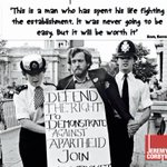 Hes spent his life fighting the establishment. As nasty as recent attacks are, they come as no surprise #keepcorbyn https://t.co/XKrSacLkRR