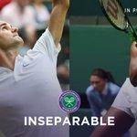 Win-loss record at #Wimbledon... Roger Federer: 80-10 Serena Williams: 80-10 https://t.co/eIATAkBYg7