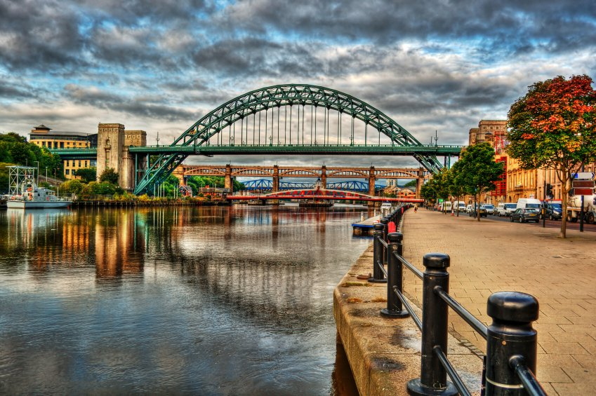 Midweek Madness!  Mad for a cheap getaway? Newcastle for just €9.99. One-way. Howay.