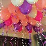 大好きな大好きなぺこりん😻🙏🏾💖✨✨20歳はお仕事も遊びも一生懸命頑張りましたぺこりんにサプライズ無事大成功してひとあんしん!!そしてほんとうにおめでとう🌈🎀✨✨21歳の誕生日はまだまだ素敵な1日にしようね👍🏾💖💜💚ラブ〜〜!!! https://t.co/7evgBpgmKu
