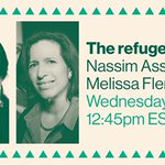 ???? Today @melissarfleming & Nassim Assefi discuss the refugee crisis. Watch here https://t.co/F23zyrzdkR #TEDSummit https://t.co/Ob0JsHy1CV