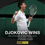 ???? Job done! ???? https://t.co/RFLKxTLkut #Wimbledon https://t.co/MUbuewWeSD