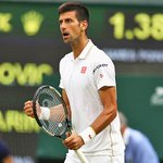 Novak Djokovic wins 30th CONSECUTIVE Grand Slam match to make Wimbledon third round https://t.co/HE5ibd1eyB https://t.co/3qN9soBQXD