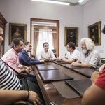 El alcalde felicita al @PoliAlmeria por su ascenso a División de Honor #fútbol https://t.co/n2IY7vrvgr https://t.co/mQn79Fp0r9