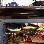 When not in use, pots and pans go in the oven #GrowingUpHispanic https://t.co/UABWqylUXo