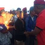 Thank you to the people of #Upington, indeed Northern Cape is home of EFF, next stop for CIC - North West #VoteEFF https://t.co/t9t0khBclF