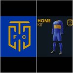 The kit is done!!! Officially welcome the newly formed & newly named PSL outfit Cape Town City FC. #iamcityfc https://t.co/WItcdPwB64