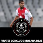 @Orlando_Pirates is pleased to announce the signing of Abbubaker Mobara after agreeing personal terms #WelcomeMobara https://t.co/XYsY8zN7iR