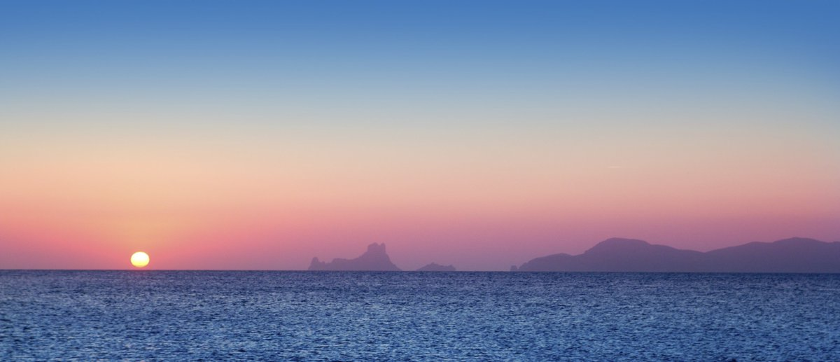 Make your way to Ibiza and catch these spectacular sunsets! with