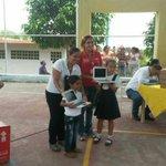 Entrega de Canaima y Tablets a estudiantes del Liceo Andrés Bello en el municipio Bolívar #Trujillo https://t.co/UKAru5WHO1