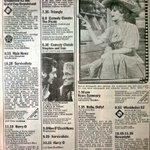 TV????29/6/82 BBC2 2.0:Wimbledon 5.5:Newsround 5.10:Take Two 5.35:Wimbledon 7.30:News 7.35:Hello Dolly! 9.55:Wimbledon https://t.co/IgTHoaObwL