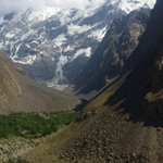 Visited Baroghil Chitral today - here the shrinking glaciers are most vulnerable to climate change https://t.co/1LVkC5Q7yf