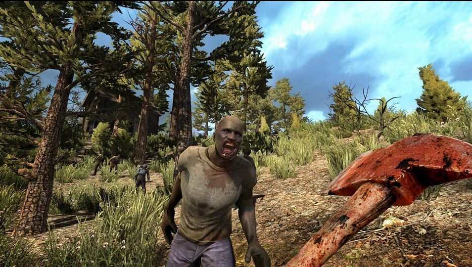 Follow & RT For a Chance to Win 1 of 3 PS4 Codes for 7 Days to Die by @7DaystoDie & @telltalegames. Ends 9PM EST. https://t.co/sRdiaB9wla