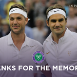 Marcus Willis dream #Wimbledon run is halted by Roger Federer, with the seven-time champion winning 6-0, 6-3, 6-4 https://t.co/fv2GdZfKnM