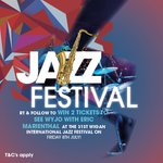 #WIN 2 tickets to see WYJO with Eric Marienthal at @WiganJazzfest! Simply RT & FOLLOW to enter #GAGiveAway https://t.co/keUDnDEv6Z