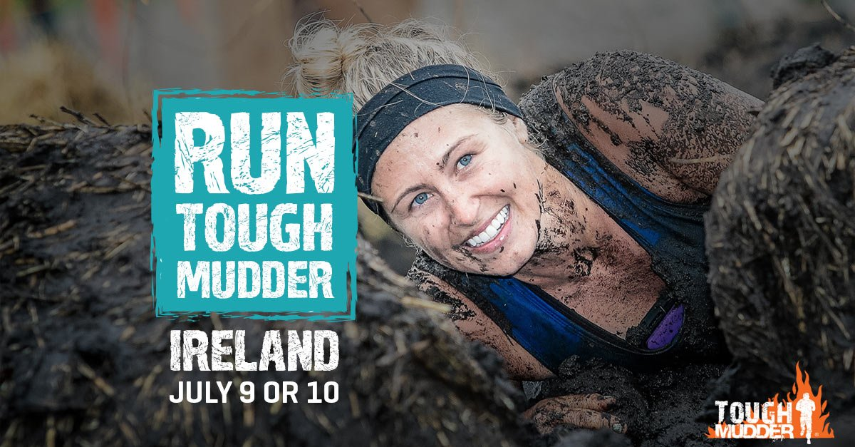 See this? It's what victory feels like. #MyAwesome  #ToughMudder https://t.co/KyJ6hxRUxY