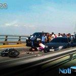 Reportan motorizado fallecido durante accidente en el Puente sobre el Lago https://t.co/uMosepvYGw #Maracaibo #Zulia https://t.co/8V4aybm8wl