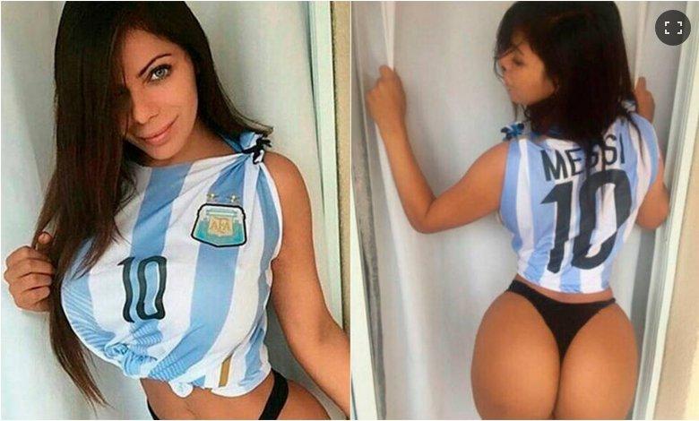 RT @_LaPista_: https://t.co/PbDhHdOjks Con estas fotos la Miss Bumbum se suma al #NoTeVayaLio https://t.co/ZR5refDtN2