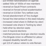 Plotters seem determined to focus on what @jeremycorbyn hasnt done. Heres a reminder of what he did do. Pls RT https://t.co/RB8M22TLVU