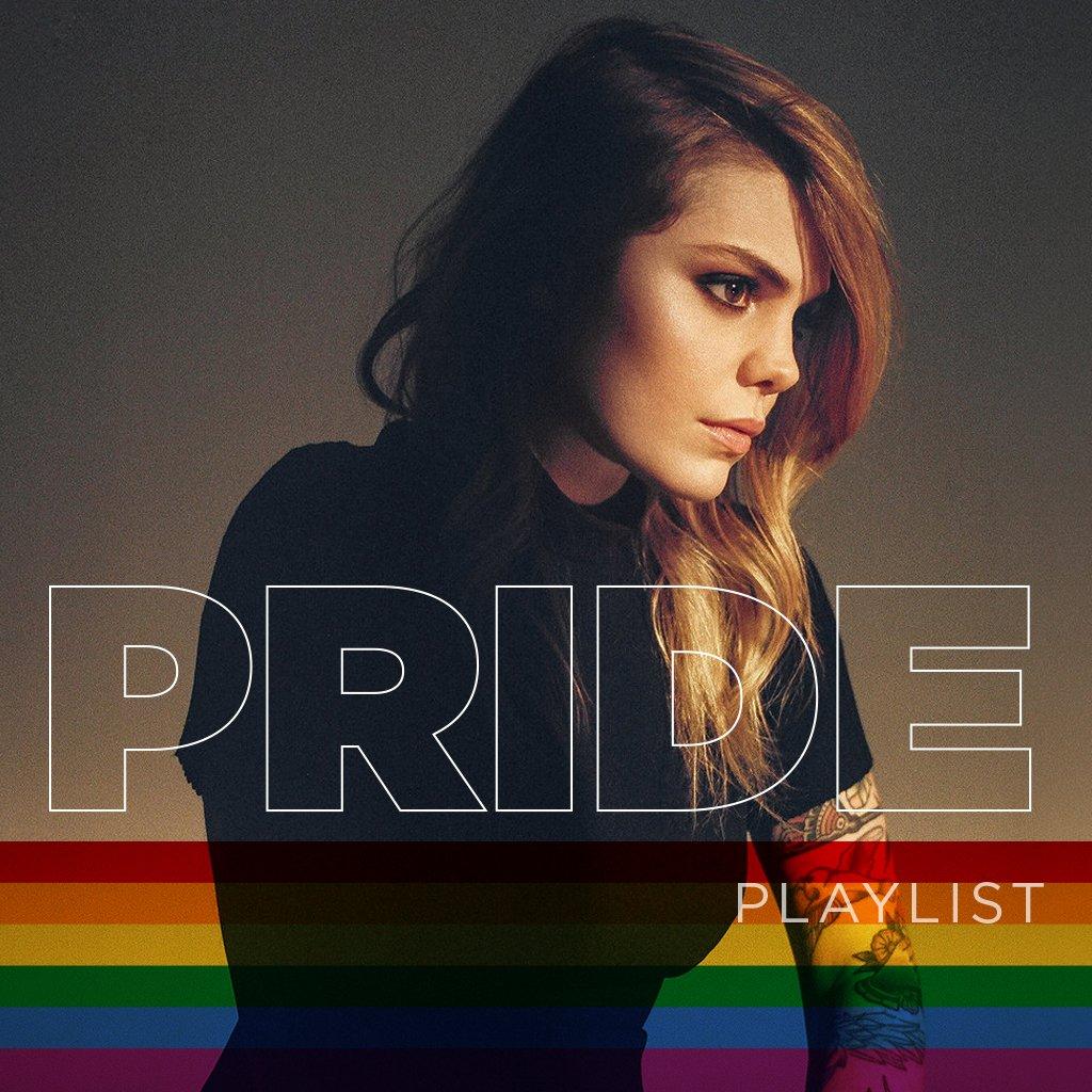 Love is love is love: a #Pride playlist featuring @beatricepirate, @owenpallett & more https://t.co/bcV5g8u97y https://t.co/2bj4klXBcX