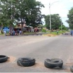 """Jennifer Toledo: """"Vamos a seguir así nos maltraten, nos humillen. GNB maltrata como que fuéramos animales"""" #Guayana https://t.co/7XzZewb6wo"""