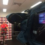 """Coach Rodney Eade asked what he wants from the @GoldCoastSUNS vs @stkildafc. He replied """"A win"""" @7NewsQueensland https://t.co/c0gwp7fQoL"""