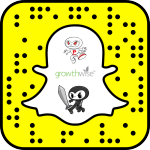 Today @growthwiseKW takes over our #snapchat - Scan the #snapcode to follow her story! #smallbiz #socialmedia https://t.co/b6TflufN62