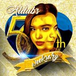 Happy 50th weeksary ADN and AlDub or should i say Golden Weeksary, its special day. OHT : #ALDUBGoldenWeeksary https://t.co/UcYfRI9H5R