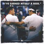 World no.772 Marcus Willis loses Wimbledon match to Roger Federer 6-0, 6-3, 6-4. Still, a day he'll never forget. https://t.co/vJ5hwqwQjx