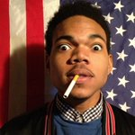 7. Chance the Rapper, coloring book was good but yall should really fw him for acid rap. Most unique rapper out rn https://t.co/XvvFyzflCf