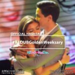 Happy fifty Weeksary Maine, Alden,& ADN! OHT for today #ALDUBGoldenWeeksary © https://t.co/T12Qt7z0b9
