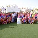 Esta tarde se ha presentado el club de #triatlón malagueño @TriTrain4You -O2CW-Cabberty @O2CWElPerchel @Luis_Verde. https://t.co/z7DPBe4yGK