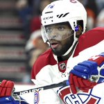 Everything is happening! The Canadiens reportedly traded PK Subban -- for Shea Weber. https://t.co/Q6RJxE76up https://t.co/y9Tewi9zHK