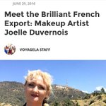 Read my story & thanks for being part of it! https://t.co/kxu0b2kD0T ❤️@VoyageLAmag #makeupartist #losangeles #expat https://t.co/XzJxzstyk4
