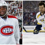 THIS JUST IN: Montreal Canadiens trade P.K. Subban to Nashville Predators for Shea Weber. (via @Sportsnet) https://t.co/s4dHqC3A2j