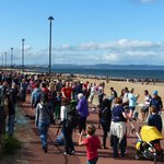 Free things for a summer day in Edinburgh - a stroll on the prom at Portobello #ScotlandHour https://t.co/chawFm5U1o