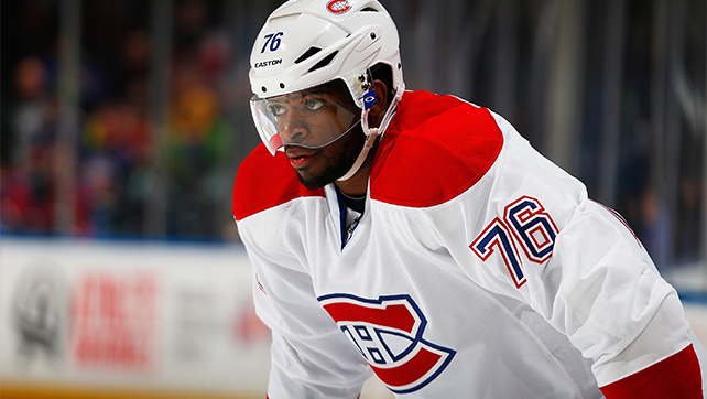 TRADE: #Preds acquire P.K. Subban from @CanadiensMTL for Shea Weber.