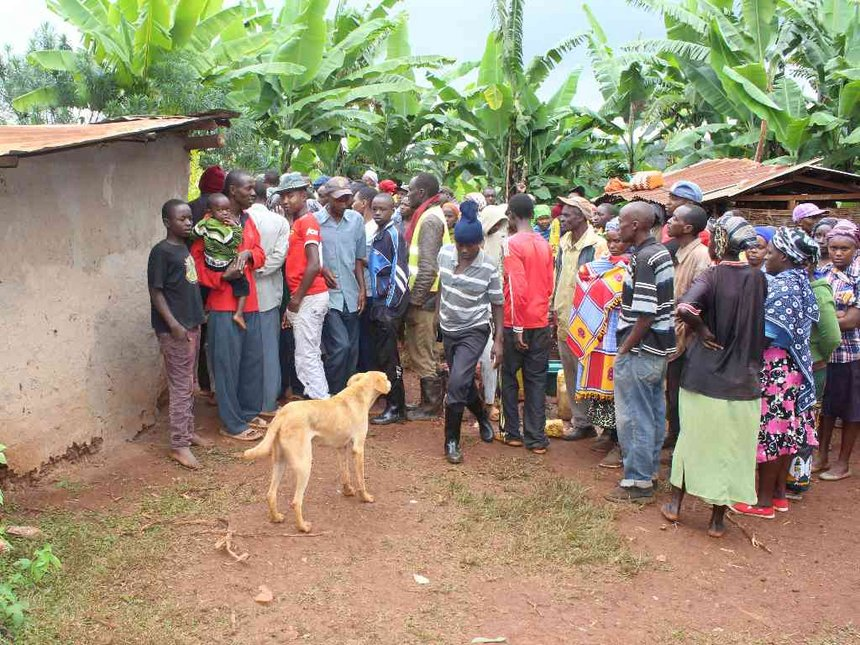 Murang'a student killed in his house