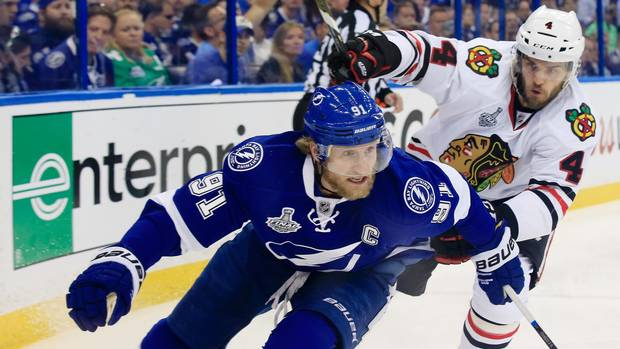 Steven Stamkos agrees to resign with the Tampa Bay Lightning NHL NHLFreeAgency @mirtle
