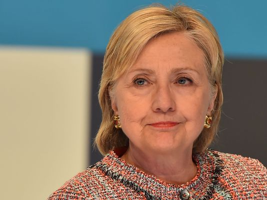 Hillary Clinton releases a tech plan that reads like a Silicon Valley wish list: (Getty)