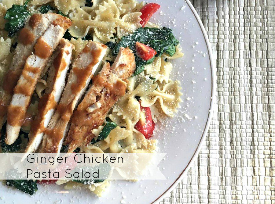 Check out our favorite pasta chicken salad marinated in Naturally Fresh dressing -  https://t.co/bS9UciwFQP #ad https://t.co/eFAIKHXRwX