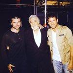 Gracia maestro... #PlacidoEnElAlma https://t.co/S78OpoE4Tg