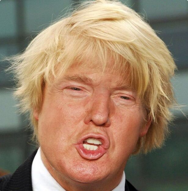 Mix one part Trump with one part Boris you get two parts Owen! #getlost #poorowenwilson #thelostexplorer #Brexit https://t.co/Qg6w7NnFU8
